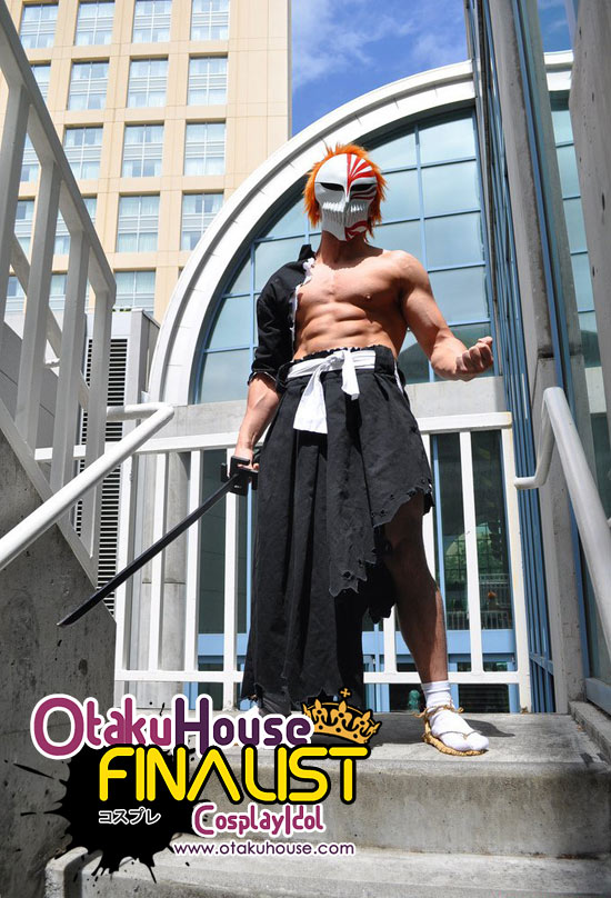 Top 20 Sexy Male Cosplayer Photos
